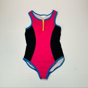 Hanna Andersson swimsuit one piece size 8